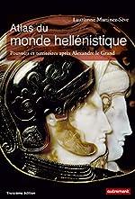 Atlas du monde hellénistique (336-31 av. J.-C.) - Pouvoir et territoires après Alexandre le Grand de Madeleine Benoît-Guyod