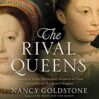 The Rival Queens audiobook cover art