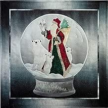 McKenna Ryan~Christmas Around The Globe~Pre-Cut Laser Applique Kit w/Fabric~Pattern