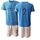 TAOZHUANG 20/21 Niños Walker 2# Camiseta de fútbol Camiseta de Jugador (Niños de 4 a 13 años) (22)