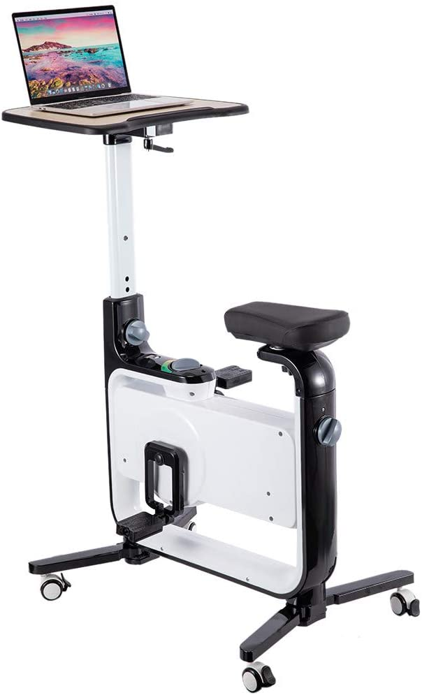 Standing San Diego Mall Stationary Exercise Bicycle Fitness Indoor Max 72% OFF Folding Bike