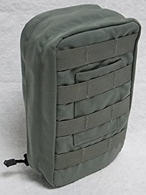 Gas Mask Model: Avon Military Gas Mask Filter Molle Pouch M50 Foliage Emt Utility Holder (c0) by ARMY ISSUE :: Gas Mask Bag :: Army Gas Masks :: Best Gas Mask