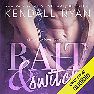 Bait & Switch audiobook cover art