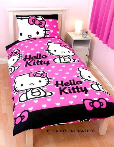 Bed Set Hello Kitty 135x200 cm