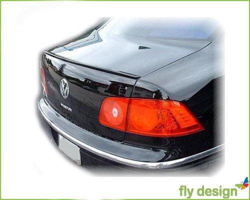 Car-Tuning24 50473902 NEU PHAETON 3D 4MOTION HECKSPOILER SPOILERLIPPE KOFFERRAUM SPOILER HECKLIPPE