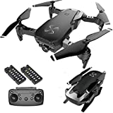 Drone with Camera Live Video, Drone X Pro Xtreme WiFi FPV Qu...