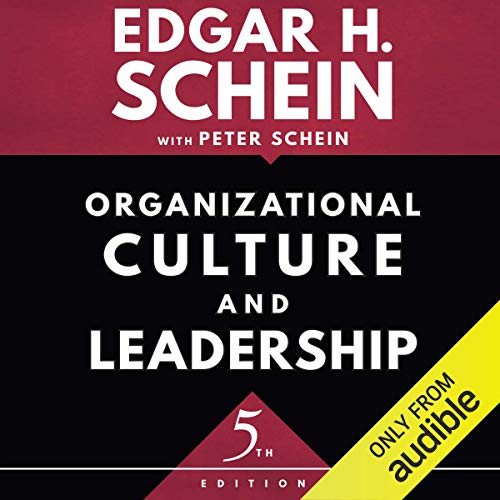 Organizational Culture and Leadership, Fifth Edition  By  cover art