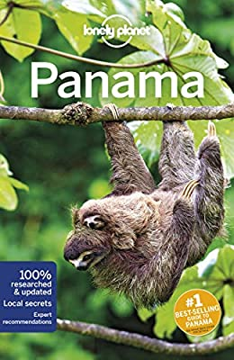 Lonely Planet Panama (Country Guide) from Lonely Planet