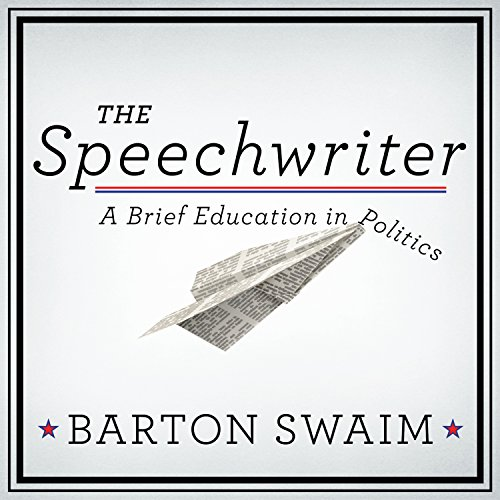 The Speechwriter cover art