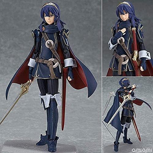 Woprise Figura de acción de Anime Modelo Figura de acción de Anime Fire Emblem Awakening Lucina Figuras de PVC Modelo Coleccionable Personajes Estatua Adornos de Escritorio
