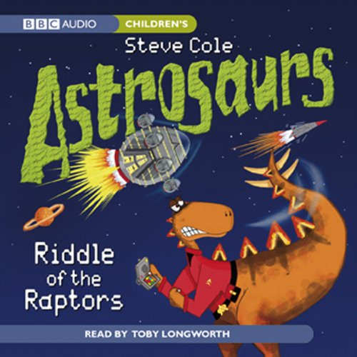 Astrosaurs cover art