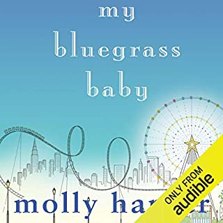 My Bluegrass Baby audiobook cover art