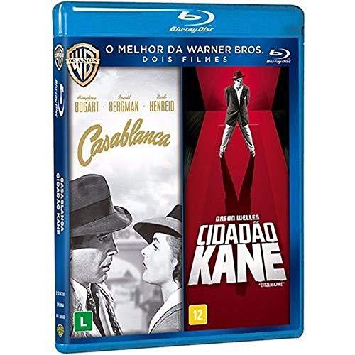 Dose Dupla: Casablanca + Cidadão Kane