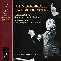Tchaikovsky & Schumann-Symphonies