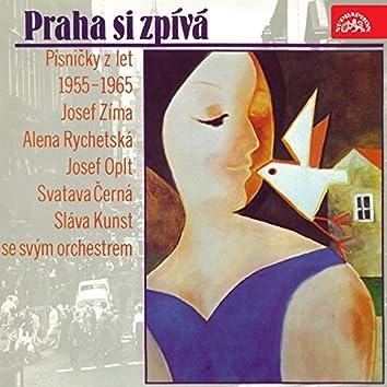 Praha Si Zpívá (Písničky Z Let 1955-1965)