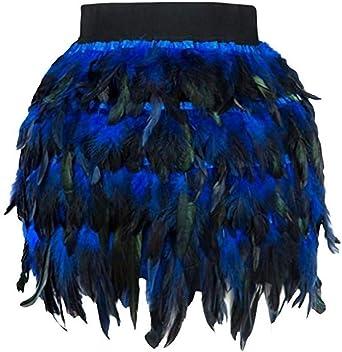 Saoye Fashion Faldas Damas 50 S Ballet Tutu Halloween Navidad Falda Falda Ropa de Fiesta De Plumas Disfraz De Escenario Falda De Ballet Primavera Y Verano Nueva Falda De 5 Colores Calientes
