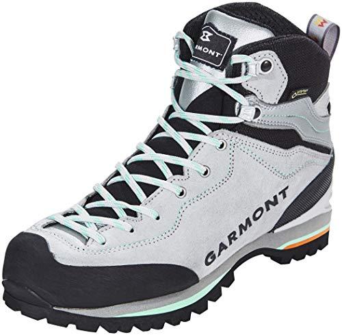 GARMONT Ascent GTX Shoes Damen Light Grey/Light Green Schuhgröße UK 7,5 | EU 41,5 2020 Schuhe
