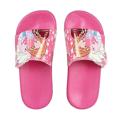Frozen S0712351, Flip-Flop Unisex-Child, Rosa