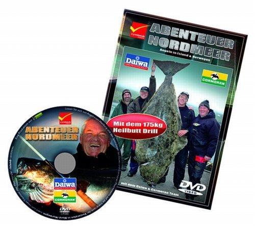 DVD ABENTEUER NORDMEER von Daiwa - Cormoran
