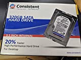 CONSISTENT Desktop Hard DISC 320 GB Internal