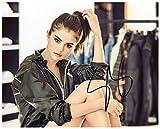 FM Selena Gomez Signiert Autogramme 21cm x 29.7cm Plakat