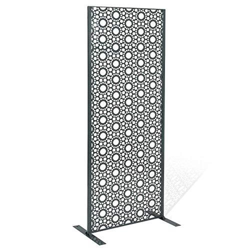 IDMarket - Panneau décoratif Universel 160X60CM ROSAS Gris