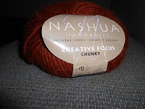 Nashua Handknits Creative Focus Superwash 36 Red
