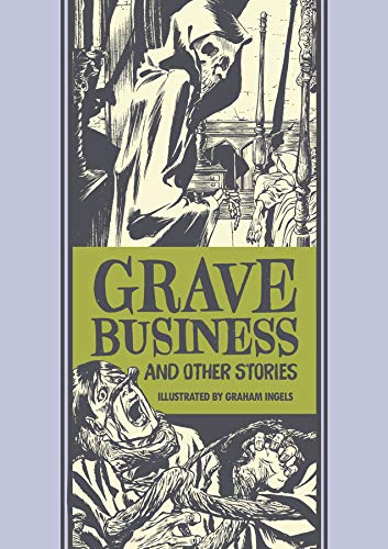 Grave Business And Other Stories (EC Horror Comics)