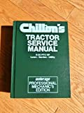 Chilton's tractor service manual: 8-30 PTO HP, lawn, garden, utility
