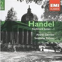 Handel: Keyboard Suites Vol. I by Andrei Gavrilov (2005-05-24)