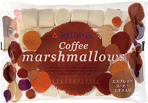 明治屋コーヒーマシュマロ110g×12袋
