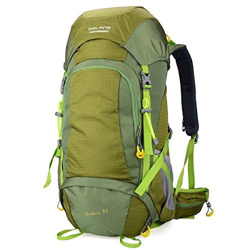 BOLANG Internal Frame Pack Camping Backpack