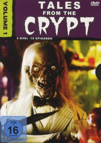 Tales From The Crypt, Vol. 1 (4 DVDs)