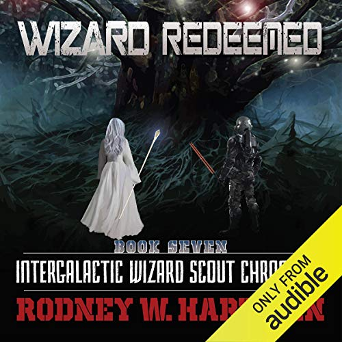 Wizard Redeemed audiobook cover art