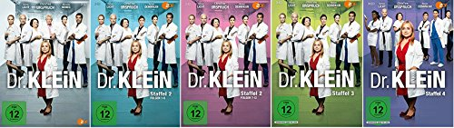 Dr. Klein Staffel 1-4 (1+2+3+4) [DVD Set]