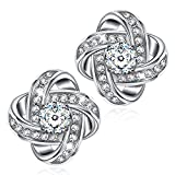 Alex Perry Regalo Festa della Mamma orecchini di zirconi cubici argento 925 regali per lei gioielli donna regali natale regalo di compleanno per le donne ragazze amica mamma lei