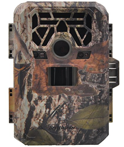 FULLLIGHT TECH No Glow Trail & Game Camera 12 MP 1080P Wildlife Camera with Infrared Night Vision...