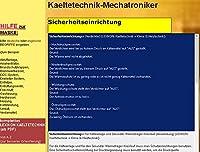 CD-ROM Wörterbuch für den Mechatroniker/-Kältetechnik: In deutsch-englisch /englisch-deutsch