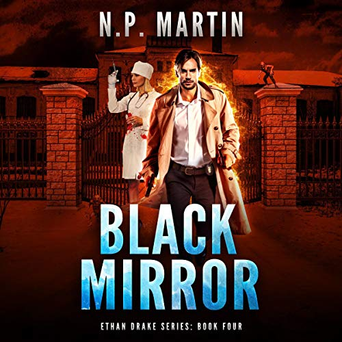 Black Mirror Audiobook By N.P. Martin cover art