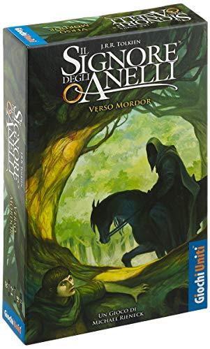 Giochi Uniti GU511 - Il Signore degli Anelli: Verso Mordor - gioco da tavolo