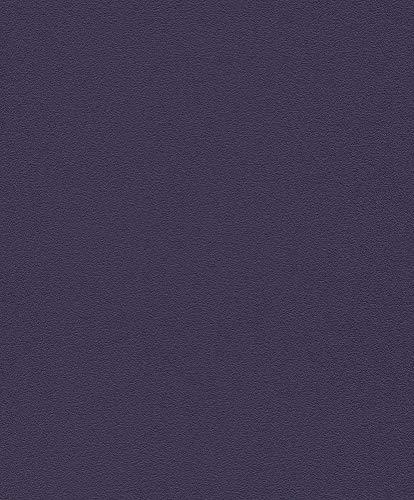 Vliestapete Uni Struktur Einfarbig lila Tapete Rasch Prego 700367
