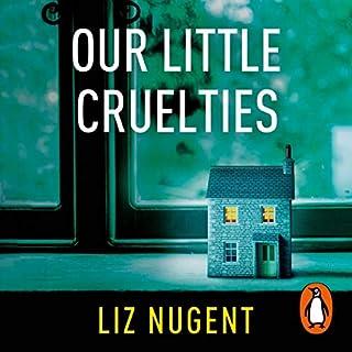 Our Little Cruelties cover art