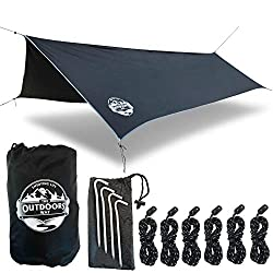 The Outdoors Way Hammock Tarp