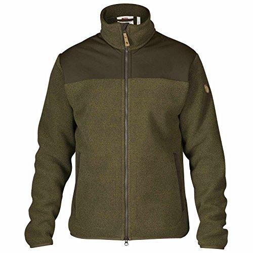 FJALLRAVEN Forest Fleece Jacket M Veste Homme, Tarmac, XXL