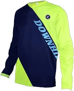 Downhill Jersey Motorbikes Protective Clothing Long Sleeve Winter Fleece Warm Cycling Retro Bike Shirt SJFZR16