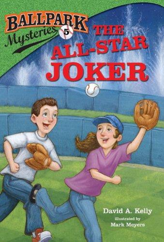 Ballpark Mysteries #5: The All-Star Joker (English Edition)