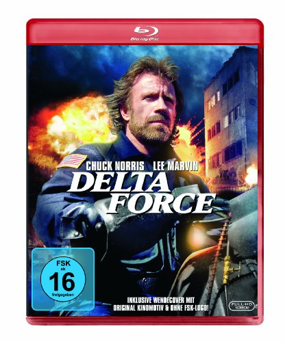 Delta Force [Alemania] [Blu-ray]