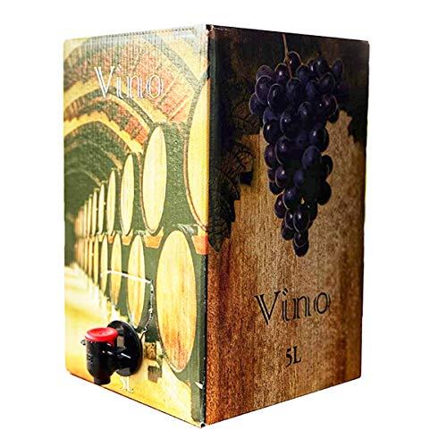 Bag in Box 5L Vino cosechero vino tinto joven de Bodega Los Corzos