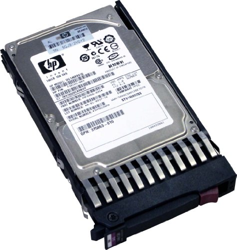 Disco duro de HP SAS de 146 GB, 2,5