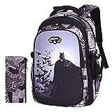 Edison New School Bag Mochila para niños Boy Girl School Backpack Miracle...